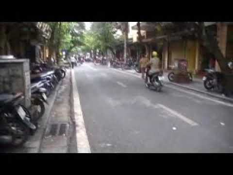 HANOI OLD DOWNTOWN OCTOBER 2017