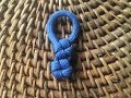 How To Make An Easy Cross Knot Zipper Pull