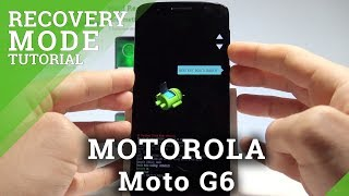 How to Enter Recovery Mode in MOTOROLA Moto G6 - Android Recovery System |HardReset.Info
