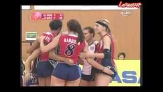 Cynthia Barboza – Volleyball beauty