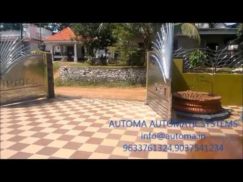 Automatic gates/Remote control gates Banalore/goa