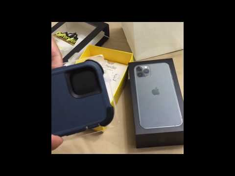 Otterbox case for iPhone 11 pro defender series unboxing and review should you buy or not