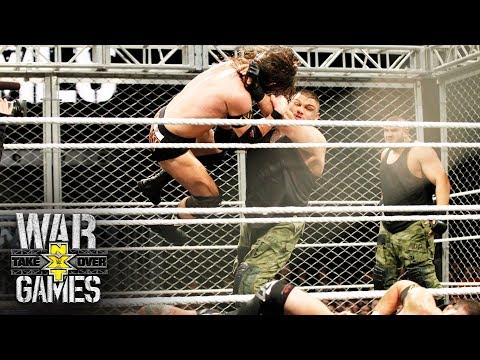 Authors of Pain unleash carnage on everyone in sight: NXT TakeOver: WarGames (WWE Network Exclusive)