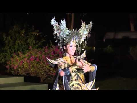 MISS GRAND INTERNATIONAL 2015 - NATIONAL COSTUME - ASIAN PACIFIC