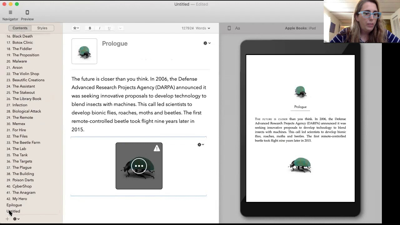 Download How to Use Vellum to Format your Books