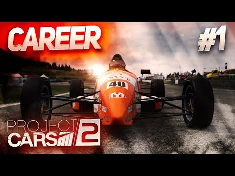 Project CARS 2 Gameplay: Career Mode Part 1