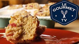 Orange Cranberry Muffin Recipe - Legourmettv