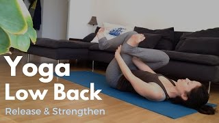 after work yoga for low back relief hello hip flexors