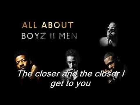 Boyz II Men-Lonely Heart(w/Lyrics)
