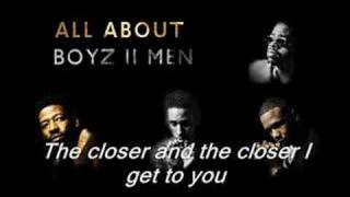 Boyz II Men-Lonely Heart(w/Lyrics)