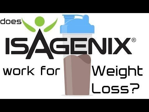 Does Isagenix work for weight loss?