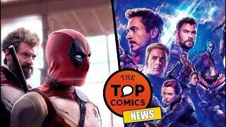 Fox ya es de Disney ¿Qué sigue? l ¿Imágenes falsas en Avengers Endgame?