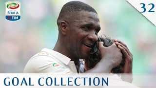 GOAL COLLECTION - Giornata 32 - Serie A TIM 2016/17 streaming