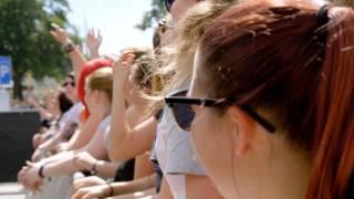 Audio88 & Yassin -  K.R.A.U.M.H. (Kosmonaut Festival Warm Up in Chemnitz, 11.06.2017)
