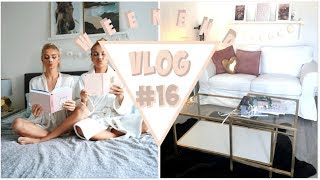 H&M HOME und PRIMARK HOME HAUL- Ich gestalte mein Büro 🧡 #Weekendvlog | Patrizia Palme