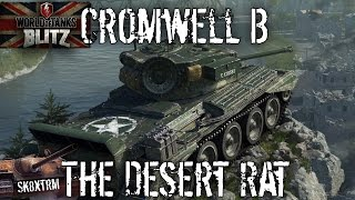 Cromwell B - The Desert Rat - Wot Blitz