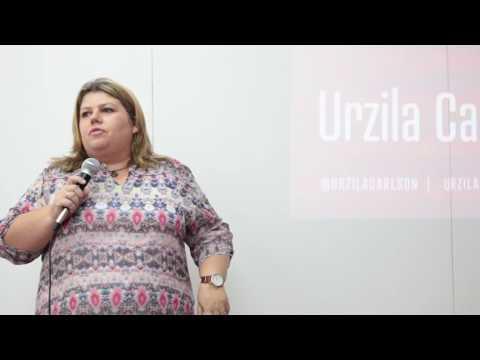 Urzila Carlson: Line up the gap and floor it