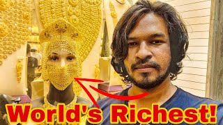 Meet Stupid Richest Gold Girl! | Tamil | Madan Gowri | MG