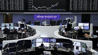Фондовые индексы Европы ушли в минус   markets