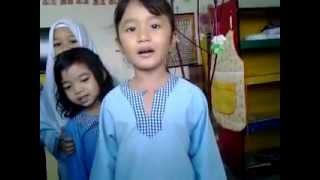 Niat puasa Ramadan anak-anak Kemas (comel tak?) 2017 Video