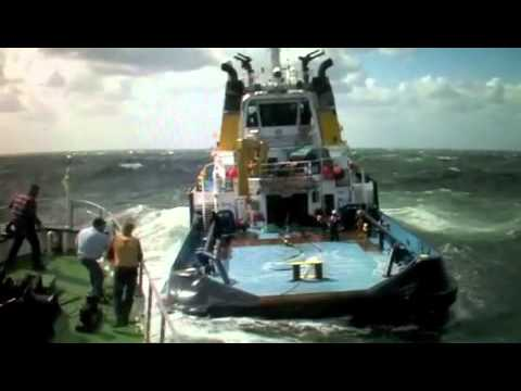 AHT Braveheart and the rescue of the Antares- there is no other alternative 1