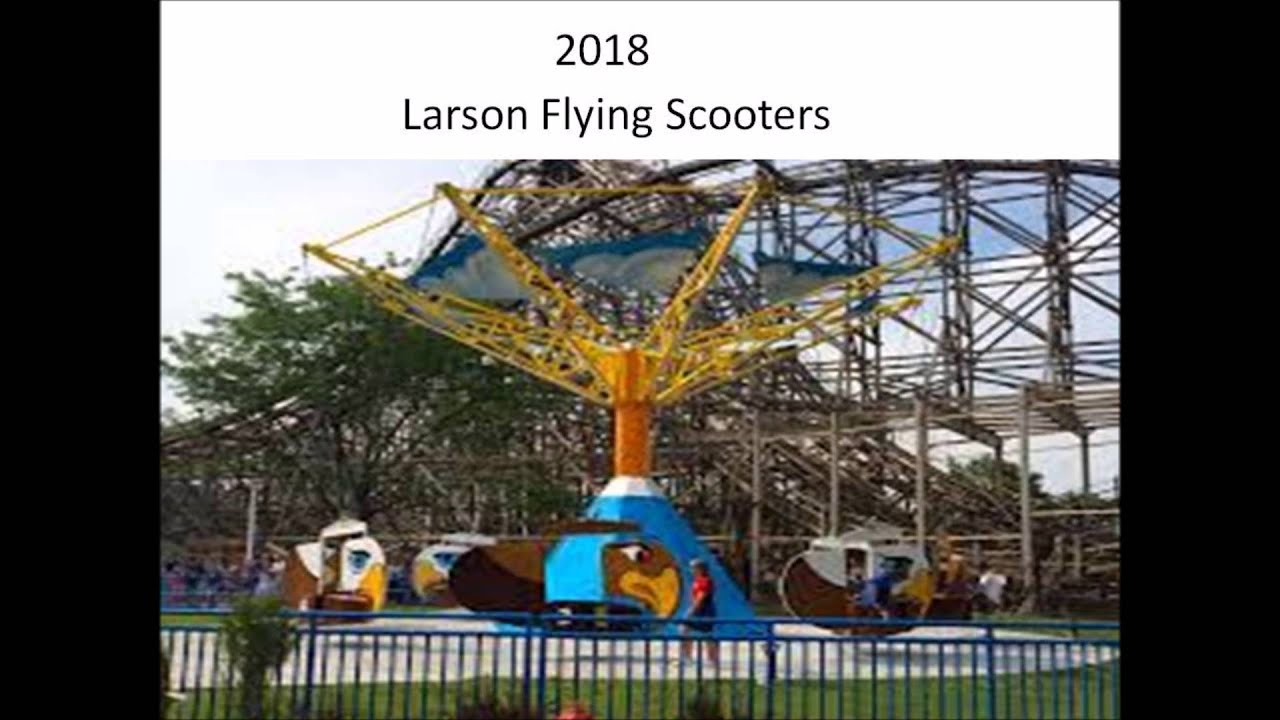 Six Flags Fiesta Texas 5 Year Plan: New Attractions 2017-2021 #2 ...