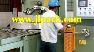 сталь в рулонах спираль упаковочная машина сделано в Китае/автоматической катушки упаковочной машины(, 2013-12-25T07:21:14.000Z)