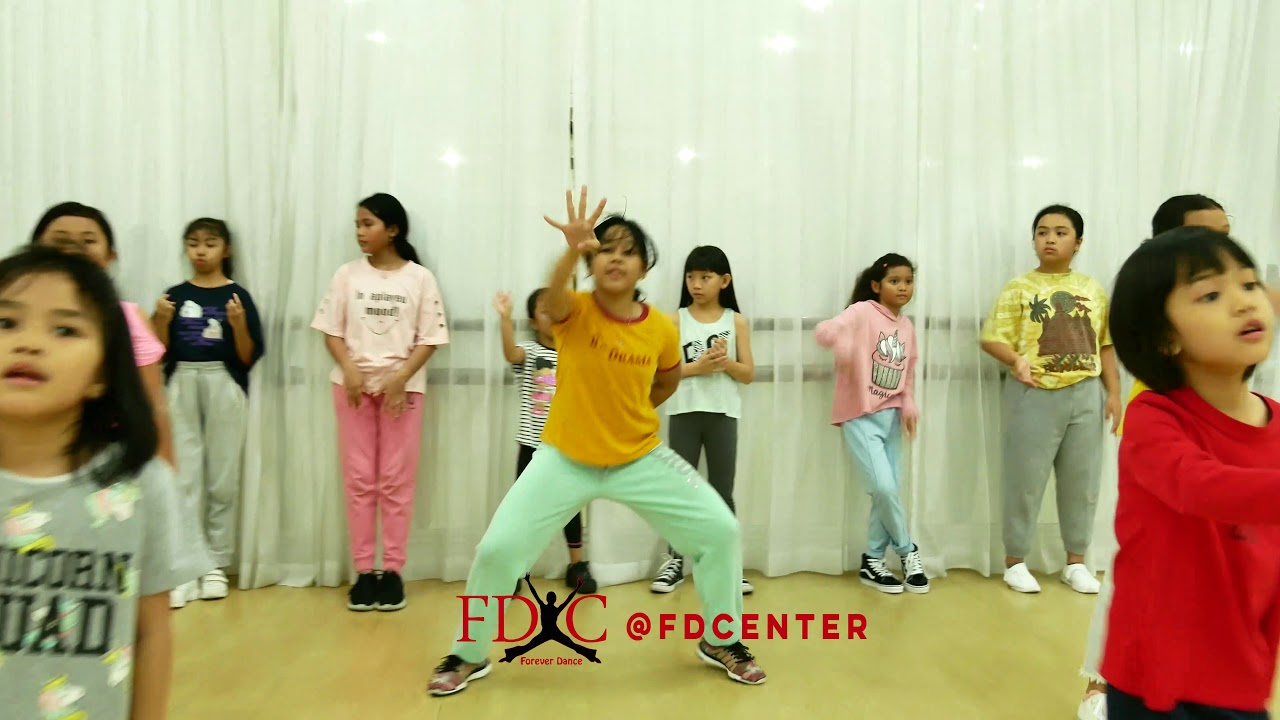 HIP HOP DANCE CHOREOGRAPHY KIDS DANCE CHOREOGRAPHY
