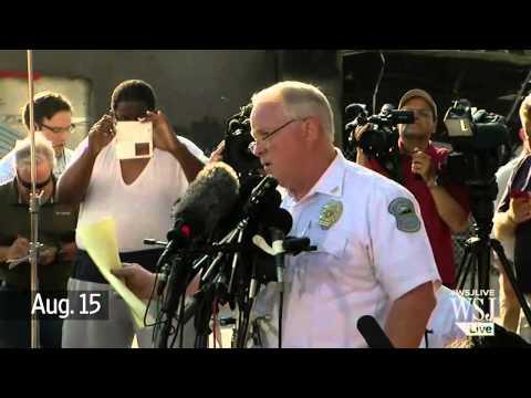 Ferguson Timeline: Key Events After Brown's Death
