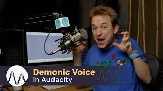 How to Make Your Voice Sound Demonic in Audacity