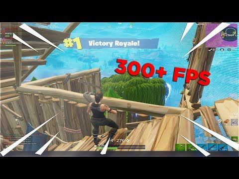 How to Get Stretched Res on Fortnite! (FPS BOOST & WIDER FOV)