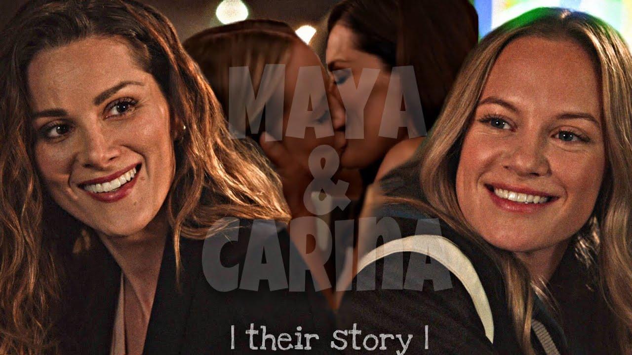 Download Maya & Carina : their story | Station 19 [3x05 - 4x16]
