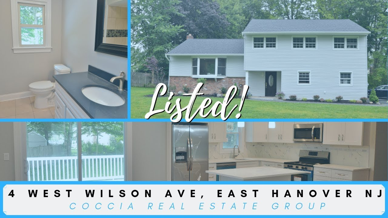 4 West Wilson Ave | Homes for Sale East Hanover NJ