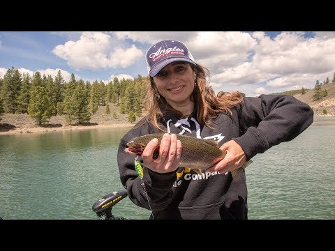 Truckee CA Area Trout, Kokanee & Mackinaw Fishing
