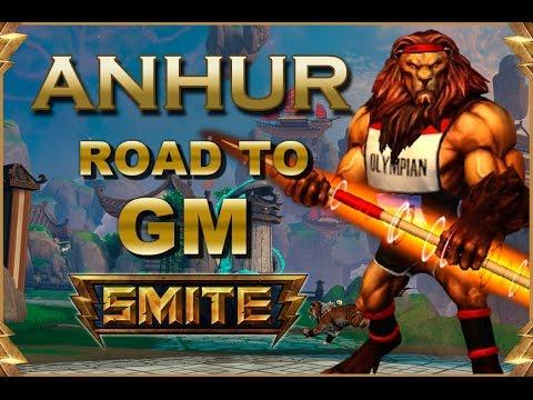 SMITE! Anhur, Hay que pillar ventaja! Road to GM Duel #67
