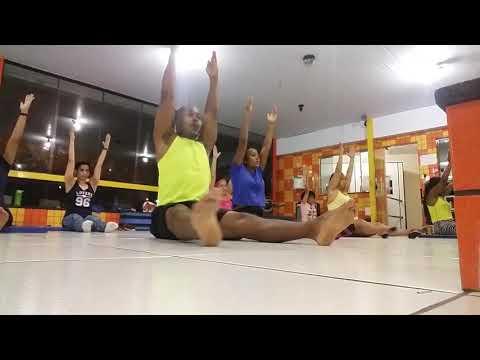 Professor Diedy - Aula de Pilates Solo
