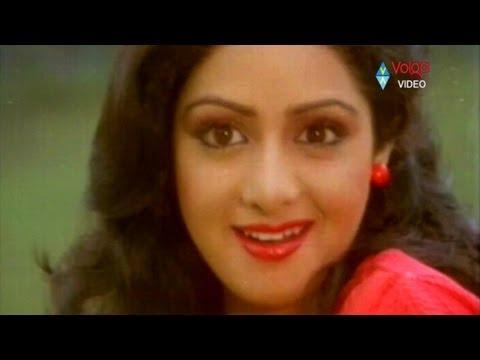 Khaidi Rudraiah SongsSrungaara VeedhiloKrishna Sridevi