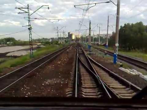 Прибытие в Иркутск-Пассажирский