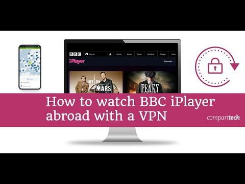 How To Watch BBC IPlayer Abroad (outside The UK)
