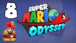 SMERIGE PET - Super Mario Odyssey Multiplayer #8