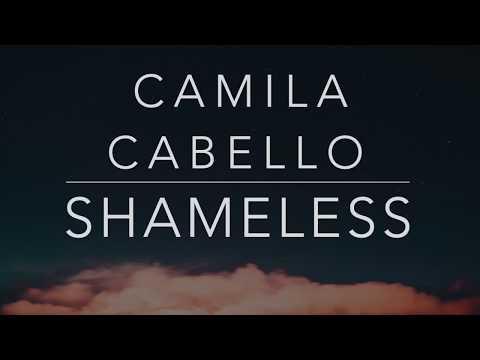 Camila Cabello - Shameless (Lyrics/Tradução/Legendado)(HQ)
