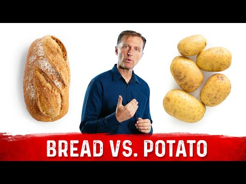 Bread vs. Potato: What's Worse?