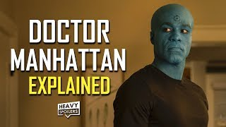 WATCHMEN: Doctor Manhattan Explained | Full Character Biography, Powers & Season 2 Predictions
