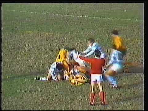 1983 Rugby - Australia 3 Vs 18 Argentina