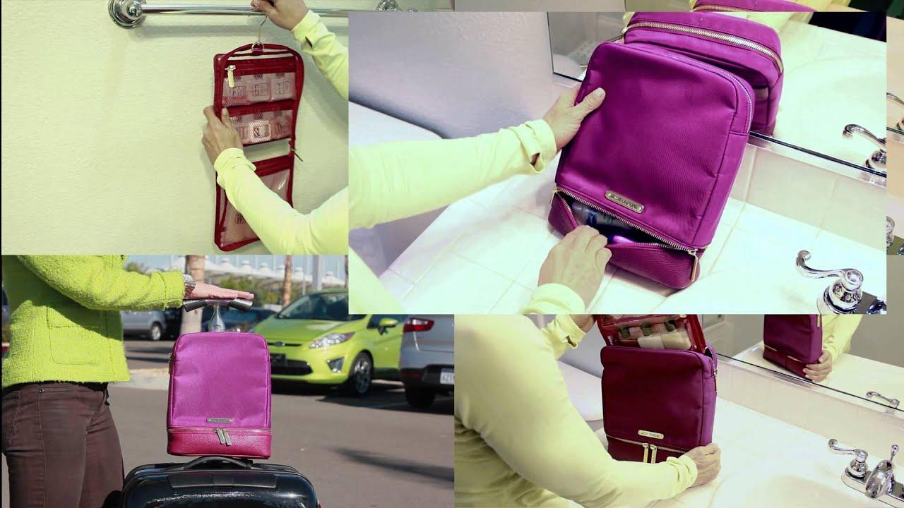 7 Best Tsa Toiletry Bags 2015 Youtube af303db366847
