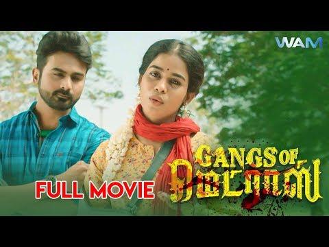 Gangs Of Madras Tamil Full Movie | CV Kumar | Shyamalangan | Santhosh Narayanan | WAMIndia Tamil