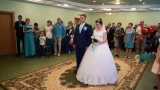 Регистрация брака полная версия  Свадьба Сергей и Ольга 23 07 2016