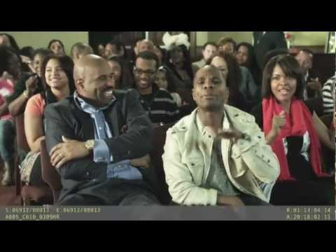 Kirk Franklin - Smile Music Video featuring Steve Harvey