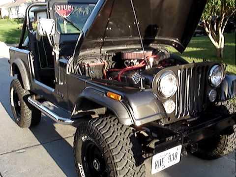 jeep cj  amc     auction  ebay