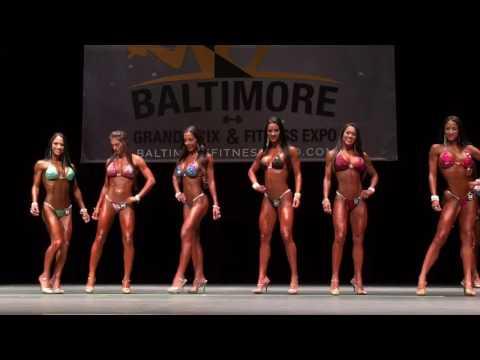 2016 Baltimore Pro Grand Prix - PRO BIKINI LAST CALLOUT!